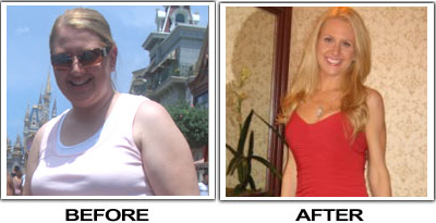 Crystal Lost Weight By Diet and Exercise