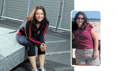 Weight Loss Success Stories: Jennifer Lost The 30 Pounds She Put On During College