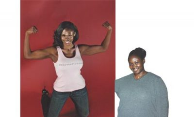 Weight Loss Success Story: Taisha Loses Over 100 Pounds Using Workout Videos As Her Motivation