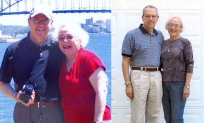 Real Weight Loss Success Stories: David and Patricia Lost 70 Pounds On Their Weight Loss Journey
