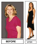 Debra lost 25 pounds! See my before and after weight loss pictures, and read amazing weight loss success stories from real women and their best weight loss diet plans and programs. Motivation to lose weight with walking and inspiration from before and after weightloss pics and photos.