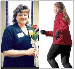Real Weight Loss Success Stories: Dori Won the Fat War And Lost 70 Pounds