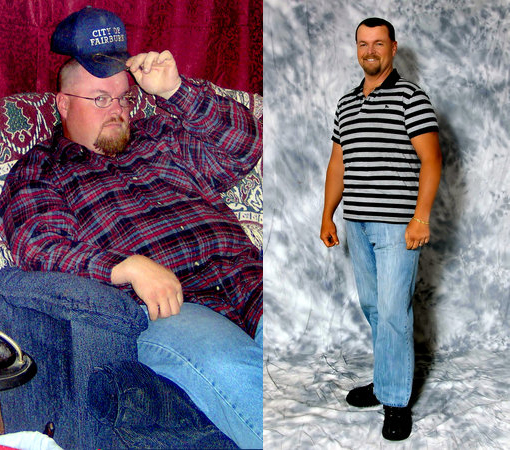 Read his inspirational fitness transformation story and meal prep tips. Motivational before and after success stories from men and women who hit their weight loss goals with training and dedication. | TheWeighWeWere.com