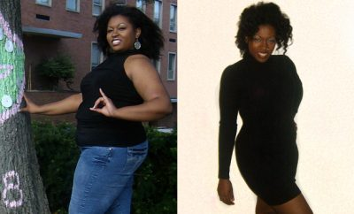 Weight Loss Success Story: Erika Loses 163 Pounds And Starts BlackGirlsGuidetoWeightLoss.com Blog