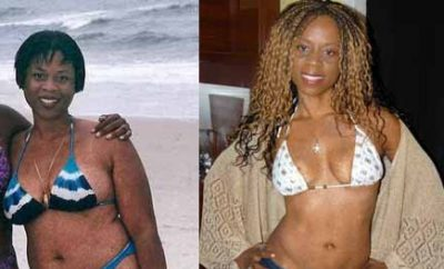 Before And After: Heather Trims Down 50 Pounds By Slimming Her Portions