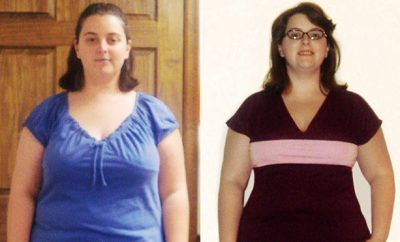 Weight Loss Before and After: Beth Dropped 4 Pounds With Slimdown
