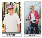 Jen lost 42 pounds! See my before and after weight loss pictures, and read amazing weight loss success stories from real women and their best weight loss diet plans and programs. Motivation to lose weight with walking and inspiration from before and after weightloss pics and photos.
