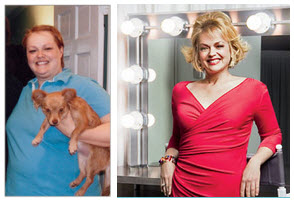 Real Weight Loss Success Stories: Kate Steals the Spotlight With 100 Pound Weight Loss