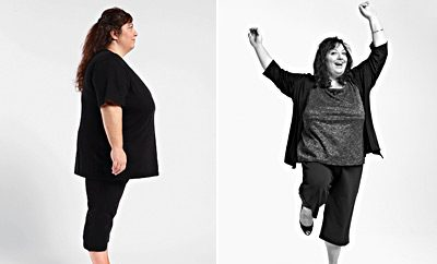 She Trimmed Her Portions and Lost 24 Pounds in a Month