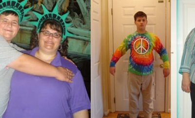 Weight Loss Before and After: Krista Drops 42.5 Along Side Her Son Collin, Who Drops 41 Pounds