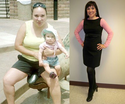 I lost 51 pounds with PCOS! Read my PCOS weight loss success story and journey from struggle to success. Support for women with PCOS who think I can't lose weight and overcome diabetes, infertility, insulin resistance. Before and after pictures, tips and Metformin for PCOS questions answered. Learn about foods, exercise, workout plans, PCOS friendly recipes, and low carb vegan diet for Polycystic Ovarian Syndrome.