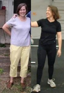 Lauren lost 16 pounds! See my before and after weight loss pictures, and read amazing weight loss success stories from real women and their best weight loss diet plans and programs. Motivation to lose weight with walking and inspiration from before and after weightloss pics and photos.