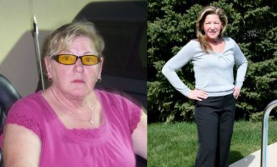 Weight Loss Success Stories: Leslie Lost 56 Pounds To Cure Years of Chronic Pain