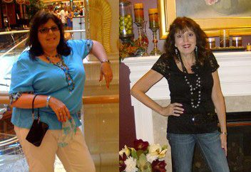 Real Weight Loss Success Stories: Linda Lost 100 Pounds By Cheating on Her Diet