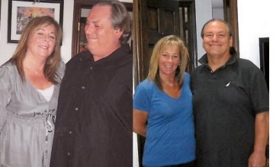 Weight Loss Before and After: Lovebirds Lori And Tony Lost 131 Pounds Together