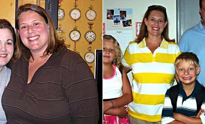 Her Children Motivated Her to Lose 104 Pounds by Walking!