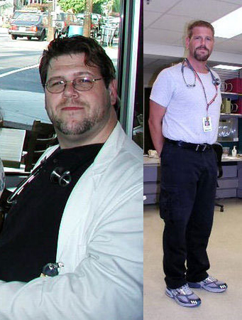I lost 115 pounds! Read my weight loss success story and see my before and after weight loss pictures at the website The Weigh We Were. Hundreds of success stories, articles and photos of weight loss diet plans for men, tips for how to lose weight for men. Build muscle and lose belly fat with healthy male weight loss transformation pics for inspiration!