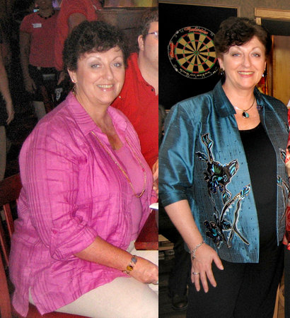 Mary lost 29 pounds! See my before and after weight loss pictures, and read amazing weight loss success stories from real women and their best weight loss diet plans and programs. Motivation to lose weight with walking and inspiration from before and after weightloss pics and photos.