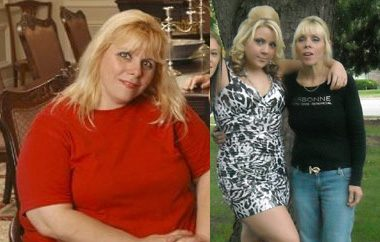 Weight Loss Success Stories: Michele Lost 171 Pounds After Seeing Herself On TV
