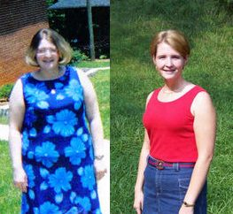 Real Weight Loss Success Stories: Miranda's Amazing 91 Pound Weight Loss Story