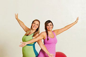 Weight Loss Success Stories: Michelle And Alison Lost 17 Pounds Together As Best Friends