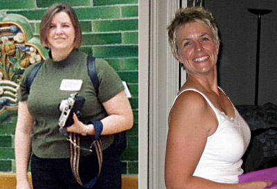 Janet lost 44 pounds! See my before and after weight loss pictures, and read amazing weight loss success stories from real women and their best weight loss diet plans and programs. Motivation to lose weight with walking and inspiration from before and after weightloss pics and photos.