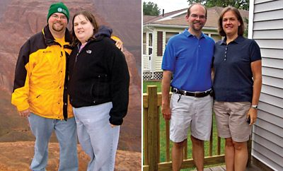 Weight Loss Success Stories: Janet Loses 125 Pounds Along Side Her Husband Benjamin