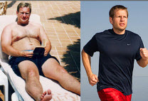 how i lost 70 pounds chris sheds the weight to become a better father