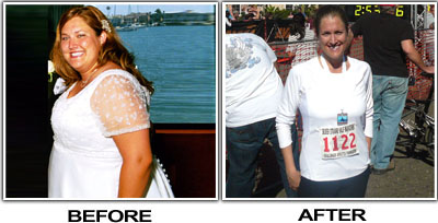 Nicole Lost 125 pounds by making diet and exercise a priority