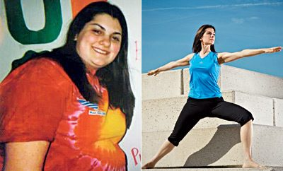 Weight Loss Success Stories: Alicia Loses 115 Pounds And Nearly Half Her Size