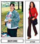 Real Weight Loss Success Stories: Lynne Lost 60 Pounds After A Wake Up Call