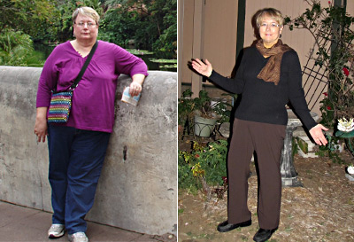 Janet lost 92 pounds! See my before and after weight loss pictures, and read amazing weight loss success stories from real women and their best weight loss diet plans and programs. Motivation to lose weight with walking and inspiration from before and after weightloss pics and photos.
