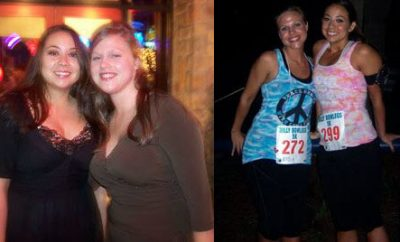 Sarah Ditched Diet Pills, Started Running