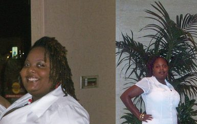 Shenyca Weight Loss Story