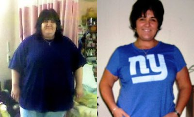 Baby Steps, Not Surgery, Led to Susan's 250-Pound Weight Loss