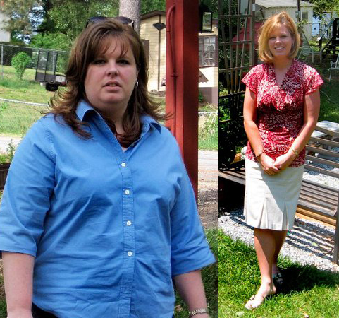 Weight Loss Success Stories: Toni Lost 96 Pounds With ...