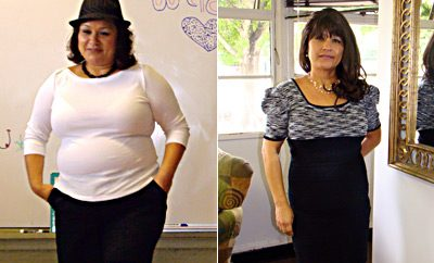 Weight Loss Before and After: Christina Lost 148 Pounds And Half Her Size