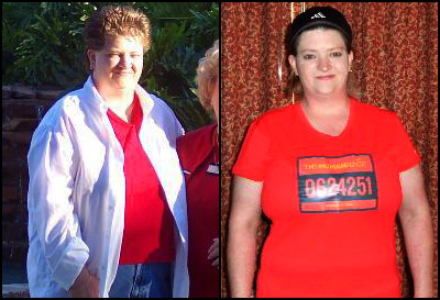 Jeannette lost 80 pounds! See my before and after weight loss pictures, and read amazing weight loss success stories from real women and their best weight loss diet plans and programs. Motivation to lose weight with walking and inspiration from before and after weightloss pics and photos.