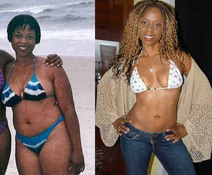 weight loss success story tania put herself first and