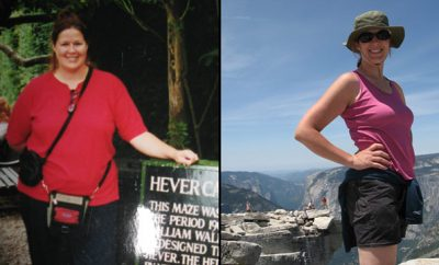 Weight Loss Success Stories: Pam Lost 100 Pounds And Stuck To Her New Year's Resolution