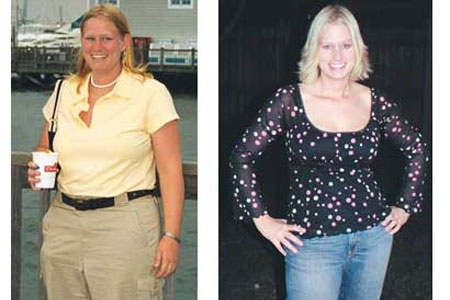Alea lost 65 pounds! See my before and after weight loss pictures, and read amazing weight loss success stories from real women and their best weight loss diet plans and programs. Motivation to lose weight with walking and inspiration from before and after weightloss pics and photos.