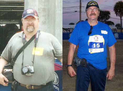 I lost 230 pounds! Read my weight loss success story and see my before and after weight loss pictures at the website The Weigh We Were. Hundreds of success stories, articles and photos of weight loss diet plans for men, tips for how to lose weight for men. Build muscle and lose belly fat with healthy male weight loss transformation pics for inspiration!