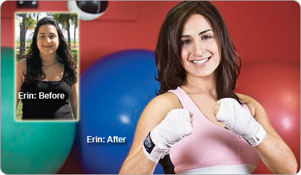 Erin lost 45 pounds! See my before and after weight loss pictures, and read amazing weight loss success stories from real women and their best weight loss diet plans and programs. Motivation to lose weight with walking and inspiration from before and after weightloss pics and photos.