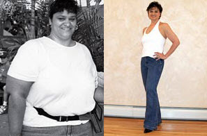 """I Quit Yo-Yo Dieting and Lost Half My Size"""