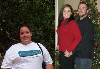 Candice McCain loses 144 pounds