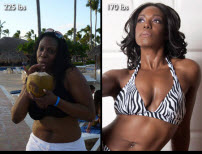 How I Lost Weight: Christine Sheds 55 Pounds And Finds Her Passion For Life