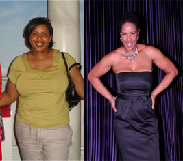 How I Lost Weight: Dedra Fabre's 58 Pound Weight Loss Transformation