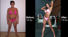Denise Twaites dropped over 30 lbs and looks great. See how she did it right here!