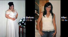 Isabel Hamton managed to drop 55 pounds, read on to learn how she did it!