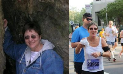 Jane Walters, 51, of McDonough sheds 38 pounds